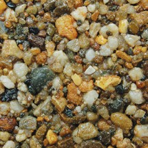 Clearstone Flaxen Pea resin bound gravel