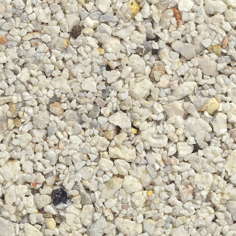 Clearstone Dover White resin bound gravel