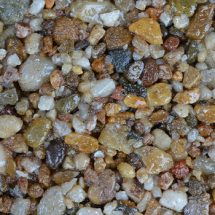 Clearstone resin drive colour – Flaxen Pea