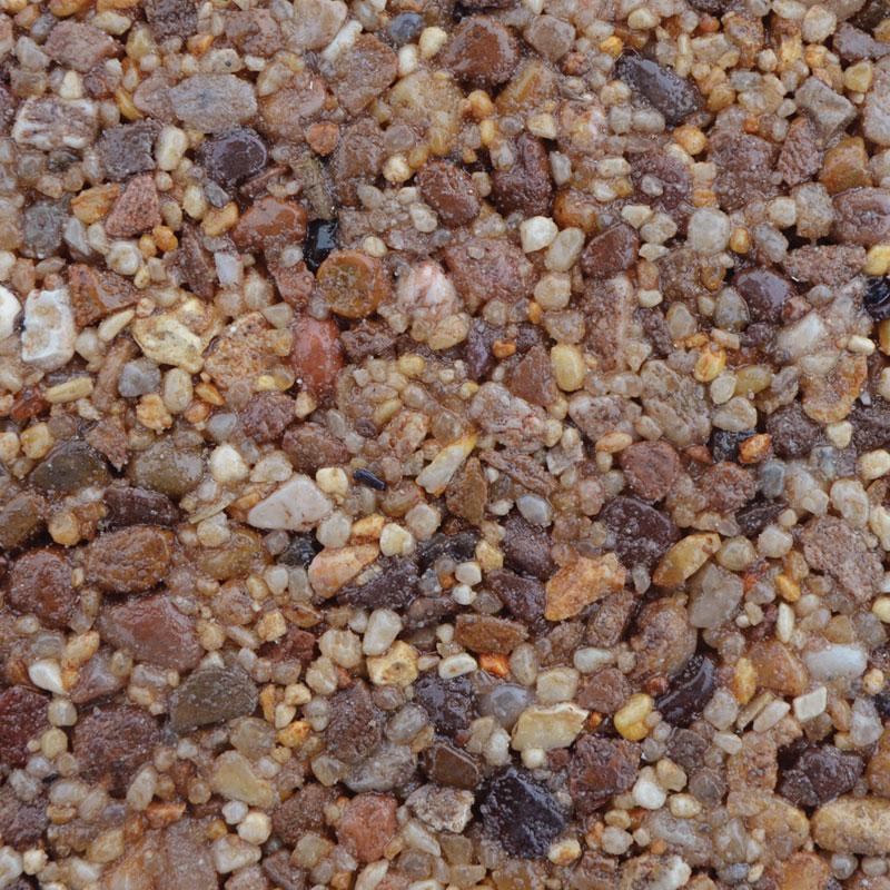 Clearstone Mocha resin bound gravel