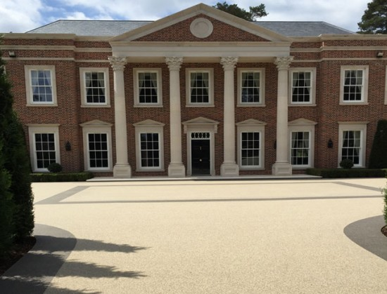 Lanesborough House, Wentworth, Surrey Clearstone Case Study