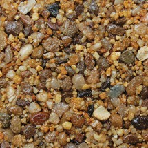 Clearstone Mocha resin bound gravel