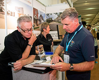 Clearstone at the Surrey homebuilding show 2016