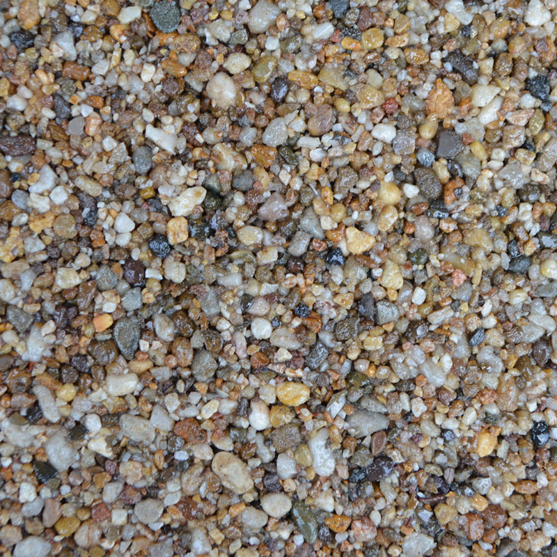 Clearstone Resin Drive Standard Colour Range: FLAXEN PEA