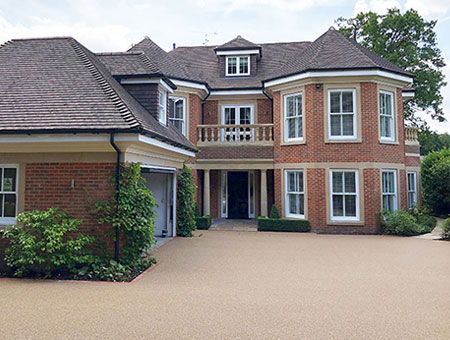 Resin Bound Gravel | Bonded Gravel Driveways | Paths
